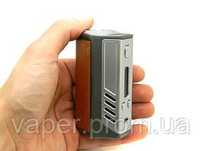 Бокс МОД Lost Vape Triade DNA250, на 3 аккумулятора 18650, 250 W, Brown, фото 2