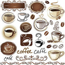 Светодиодная вывеска Кофе Cofe!Акция, фото 3