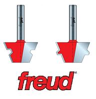 Комплект из двух фрез для углового  сращивания (Freud, Италия)