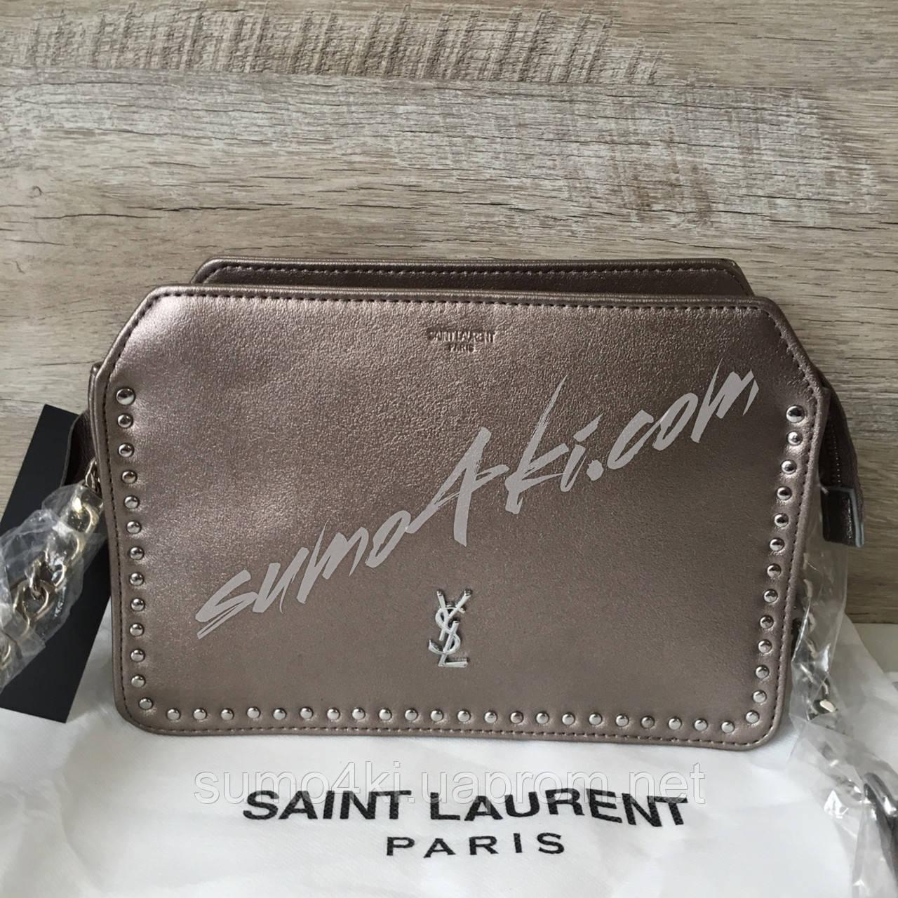 Купить Женскую модную сумку YSL Yves Saint Laurent оптом и в розницу ... 5b55aa19076
