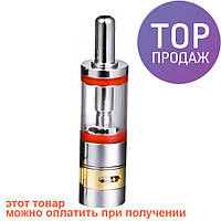 Клиромайзер Ectank AeroTank M16 clearomizer dual coil EC-017 Red / Курительные принадлежности