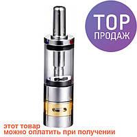 Клиромайзер Ectank AeroTank M16 clearomizer dual coil EC-017 Black / Курительные принадлежности