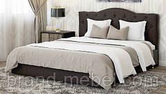 Ліжко двоспальне у м'якій оббивці Медея / Кровать двуспальная в мягкой обивке Медея