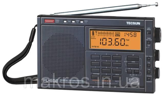 Все о радиоприемнике Tecsun PL-600