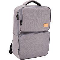 Рюкзак деловой с отделением для ноутбука 1017 Kite & More (K17-1017XL-1)