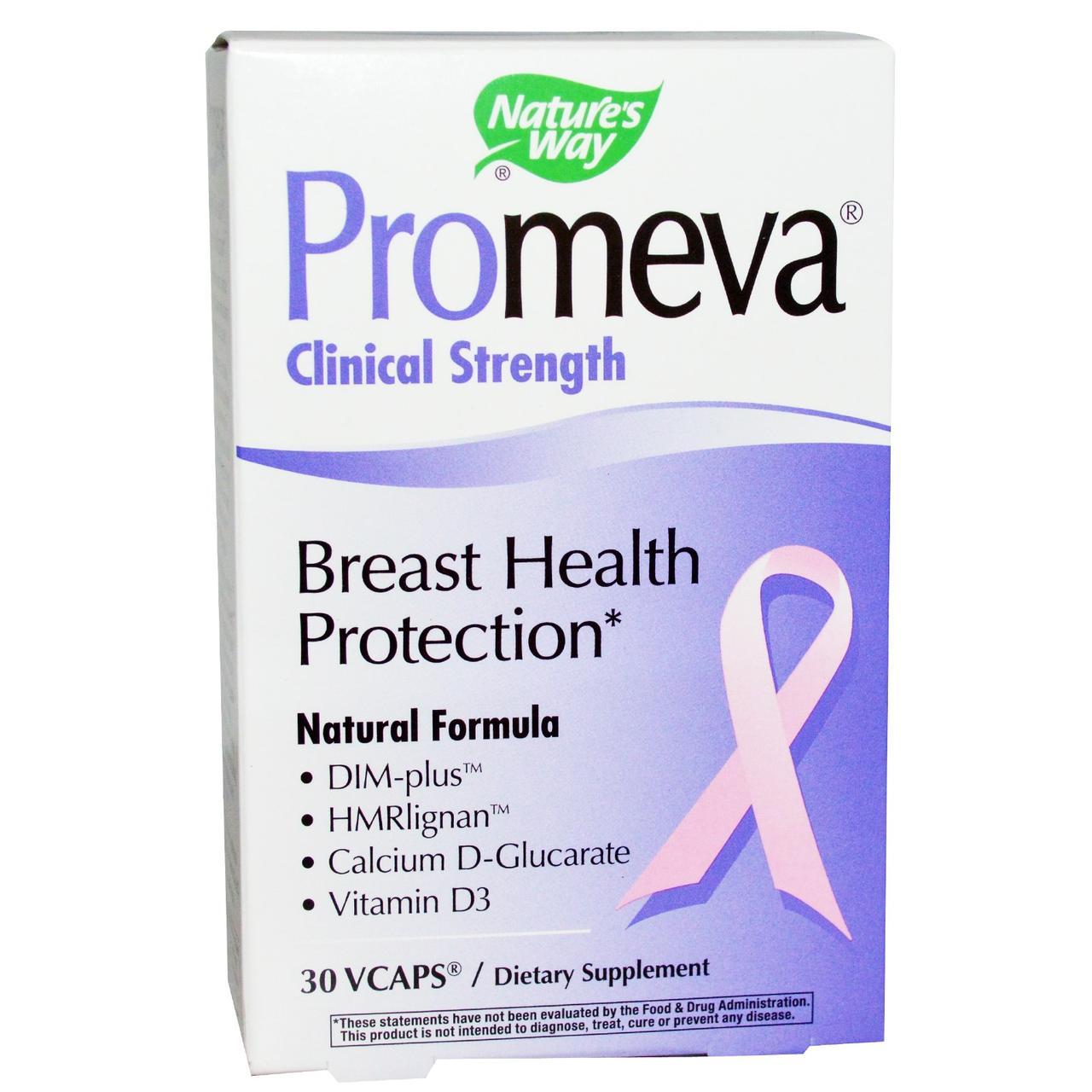 Nature's Way, Promeva, Clinical Strength, 30 капс