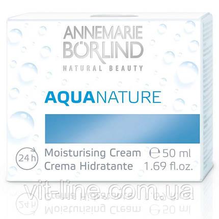 AnneMarie Borlind, Aqua Nature, Увлажняющий крем 24 часа (50 мл), фото 2