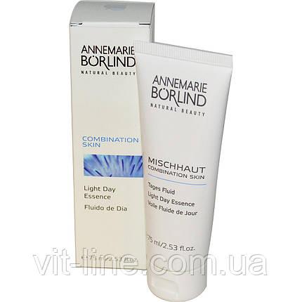 AnneMarie Borlind, Легкая дневная эссенция для комбинированной кожи,  (75 мл), фото 2