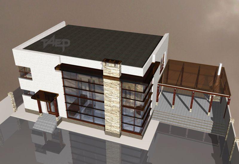 Вентиляция дома до 250 м2, фото 1