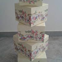 Картонная коробка из 5 шт