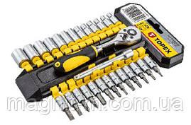 Набор инструментов Topex 38D651