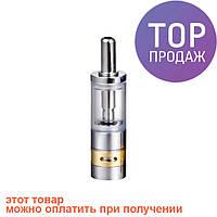 Клиромайзер Ectank AeroTank M16 clearomizer dual coil EC-017 White / Курительные принадлежности