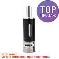Двухспиральный клиромайзер Aerotank Mow EC-015 Black / Курительные принадлежности