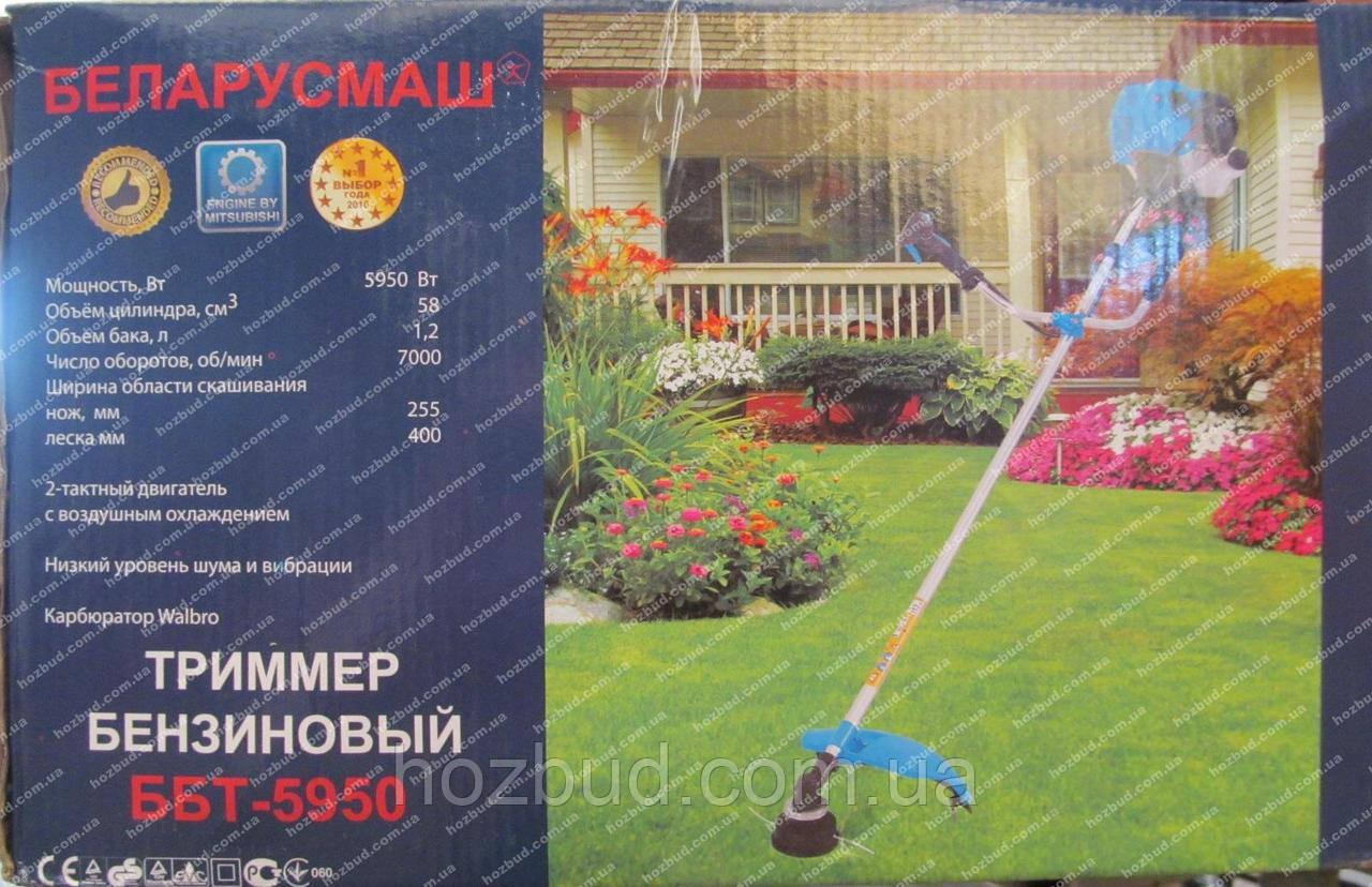 Бензокоса Беларусмаш ББТ-5950