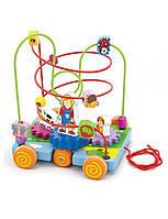 "Лабиринт ""Машинка"" (50120), Viga Toys"