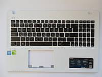 Верхняя часть с клавиатурой Asus X552 F552 X550 K550 R510 13N0-QKA0101 13N0-QKA0601