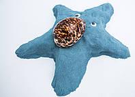 Кинетический песок Синий Supergum для творчества 1кг + Формочки Украина kinetic sand, живой песок