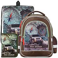 Рюкзак в комплекте 3 в 1 Rock crawler KITE