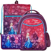 Рюкзак в комплекте 3 в 1 Princess Dream KITE