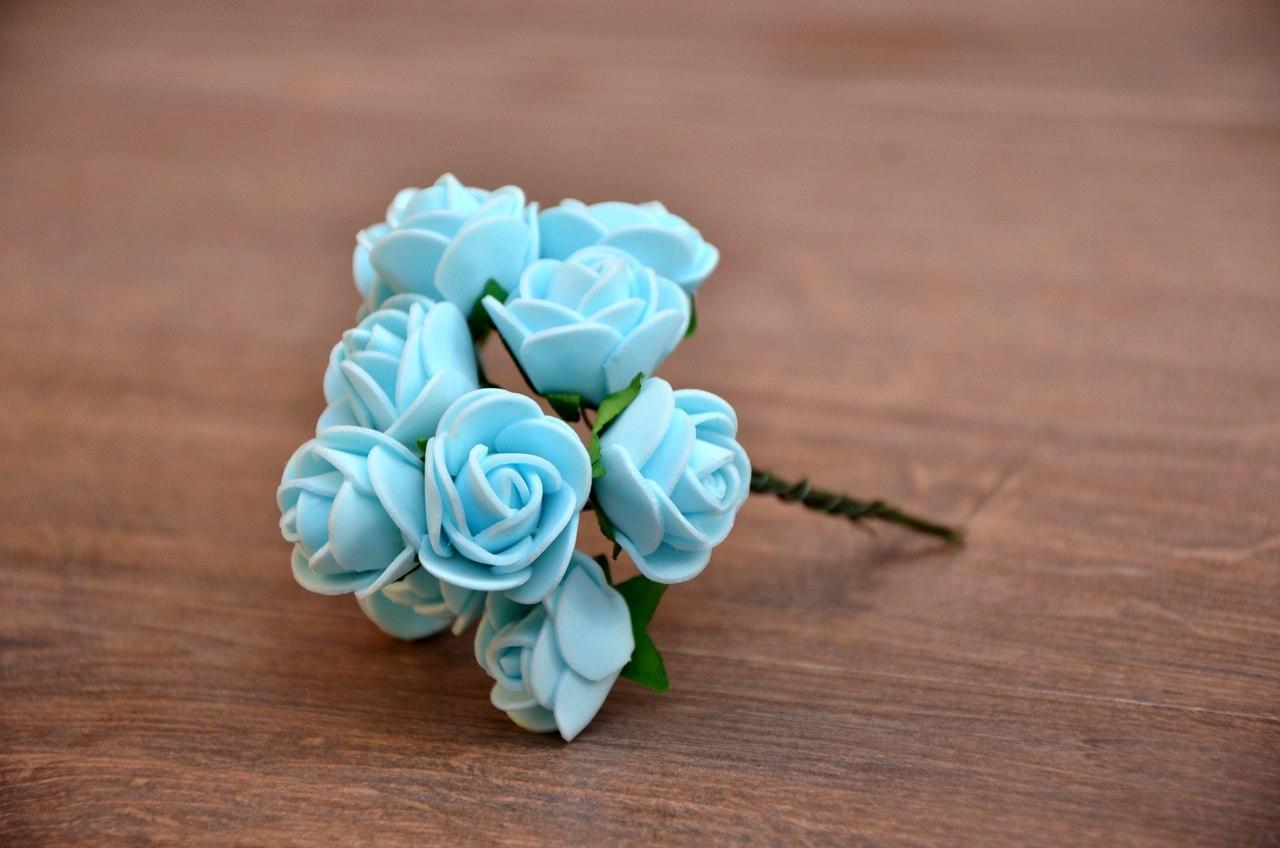 Букет роз из фоамирана 23d3ad6c858b8