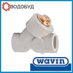 Wavin фильтр паечный для полипропиленовых труб  25