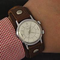 Poljot Полет наручные часы с будильником СССР