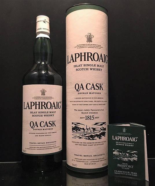 Односолодовый виски Laphroaig Qa Cask 1л