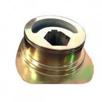 Кулачек привода доочистки правый для комбайна Case 2388