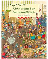 Виммельбух Детский сад, Kindergarten Wimmelbuch