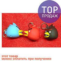 Брелок для ключей музыкальный «Angry Birds» / Сувенирные брелоки
