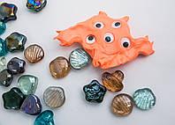 Хендгам Умный пластилин Supergum Персиковый 25г (запах ванили)Украина Супергам, Putty, Handgum, Nano gum