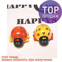 Электронная игрушка, бегущая божья коровка Lovely Beetle / оригинальная игрушка