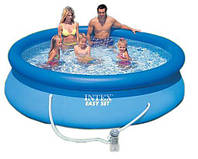 Надувной бассейн 305 х 76 см + насос-фильтр Intex 28122