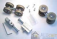 Крепежный набор для дверных перегородок систем купе