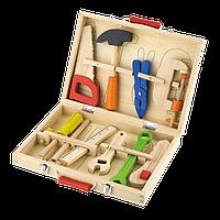 Набор инструментов 10 шт. (50387), Viga Toys