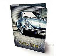 Обложка для водительских документов Devays Maker Жук 02-01-306