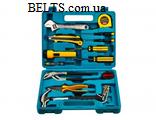 Ручной набор инструментов для ремонта Home Оwner's Tool Set из 14 предметов
