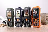 НОВИНКА! Противоударный мини телефон LAND ROVER F6000 NEWMIND