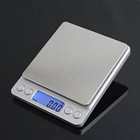Карманные ювелирные  весы 6295A 500г (0.01) +чаша