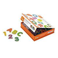 """Набор магнитных букв и цифр """"Буквы и цифры"""" (59429), Viga Toys"""