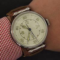 Кировские крупные винтажные механические часы