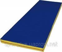 Мат спортивный гимнастический (1м*2м*100 мм)