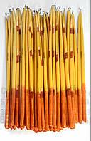 Свечи Иерусалимские для семьи желтые
