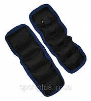 Утяжелители для фитнеса и гимнастики Sprinter 1,5 кг (пара)