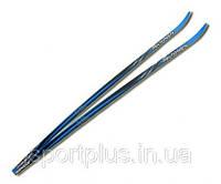 Лыжи беговые спортивные STС пластиковые размер 130,140см. Россия