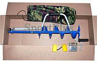 Ледобур Nero 110 mm для зимней подлёдной рыбалки