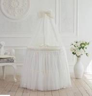 """Постельный комплект для овальных кроваток Маленькая соня """"Ovaldress L'collection"""""""