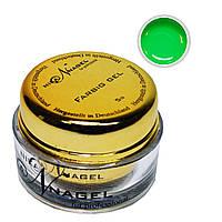 Гель для китайской росписи NIKA NAGEL Сочная трава K8 зеленый, 5 г