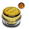 Гель для китайской росписи NIKA NAGEL Янтарь K53 желтый, 5 г