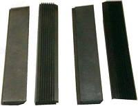 Гребенка резьбонарезная плоская р=3,5 (10х25х100) СИЗ Р6М5 (комплект из 4 шт.)